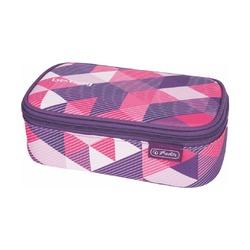 Пенал Be.bag Beat Box New Checked Purple