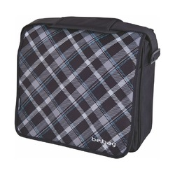 Сумка Be.bag  Black checked