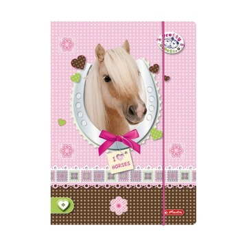 Папка с резинками Pretty Pets