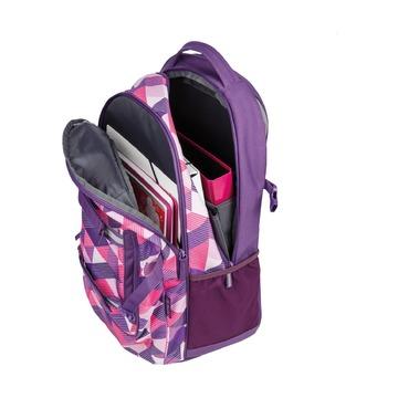 Рюкзак Be.bag Beat Purple Checked