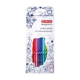 Карандаши цветные трехгранные My pen, 12шт