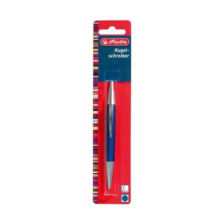 Ручка шариковая Herllitz Dynamics, металлическая