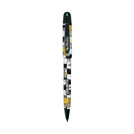 Ручка шариковая Herlitz SmileyWorld