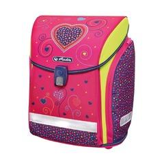 Ранец New Midi Plus Pink Hearts