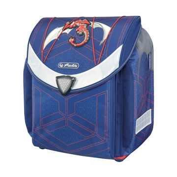 Ранец Flexi Plus Red Robo Dragon