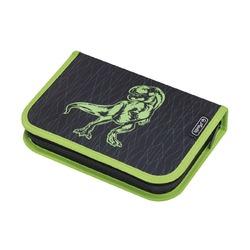 Пенал с наполнением Green Dino 31 предмет
