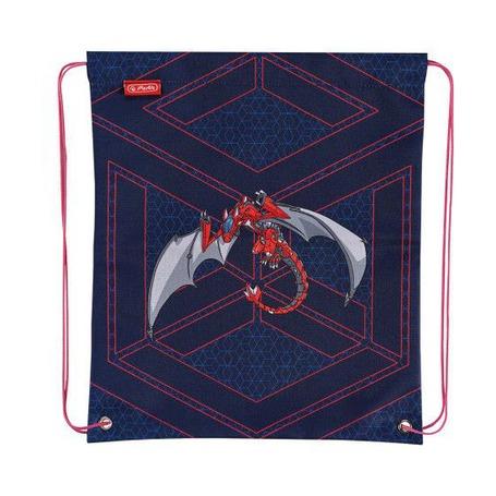 Мешок для обуви Red Robo Dragon