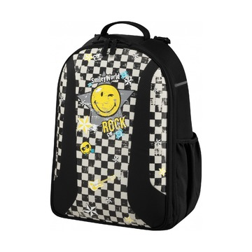 Рюкзак Be.Bag Airgo Plus SmileyWorld Rock