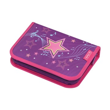 Пенал Melody Star 19 предметов