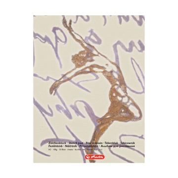 Альбом для рисования, А2, 10 листов