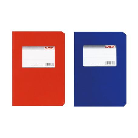 Тетрадь для конспектов в клетку, А5, 150 листа