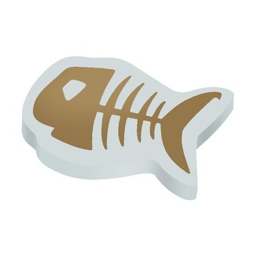 Ластик Fishbone