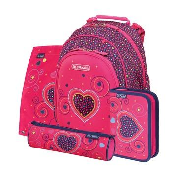 Рюкзак Bliss Plus Pink Hearts