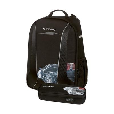 Рюкзак Be.Bag Airgo Plus Grid Car