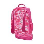 Рюкзак Be.bag Airgo Plus Camouflage Girl