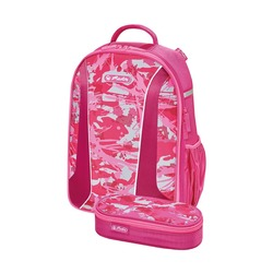 e496d51c833e Рюкзак Be.bag Airgo Plus Camouflage Girl ...