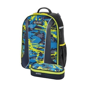 Рюкзак Be.bag Airgo Plus Camouflage Boy