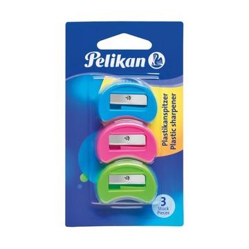 Точилка без контейнера Pelikan, 3 шт.