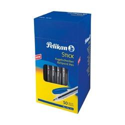 Ручка шариковая Stick, синяя