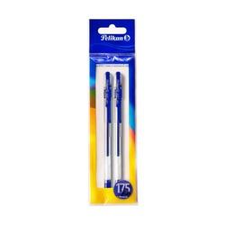 Ручки гелевые Pelikan Soft Gel, синие, 2 шт.