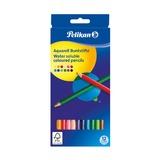Акварельные карандаши Pelikan, 12 цветов