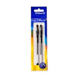 Ручки гелевые Pelikan Soft Gel, черные, 2 шт
