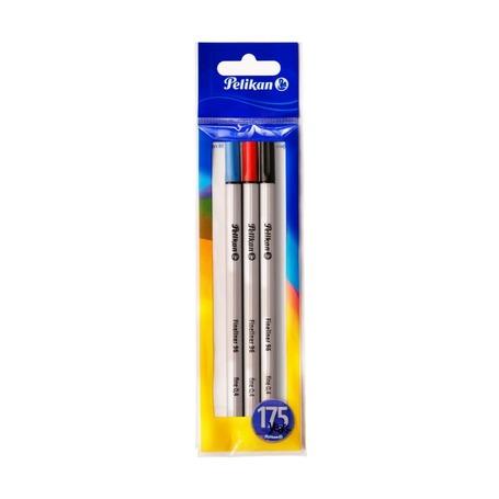 Ручки капилярные Pelikan Fineliner, 0.4 мм, 3 шт