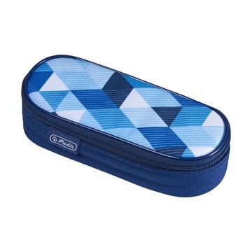 Пенал-косметичка Case Blue Cubes