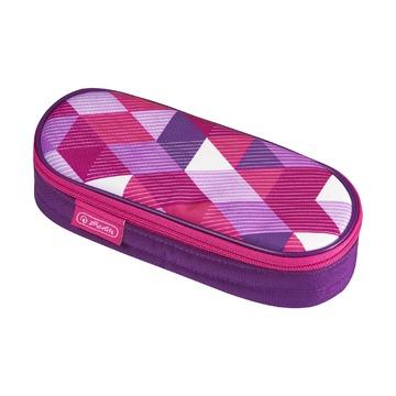 Пенал-косметичка Case Pink Cubes