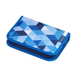 Пенал с наполнением Blue Cubes 31 предмет
