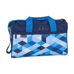 Сумка спортивная XL Blue Cubes