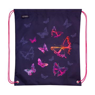 Ранец New Midi Plus Rainbow Butterfly