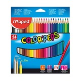 Цветные карандаши Maped Color'peps, 24 шт.