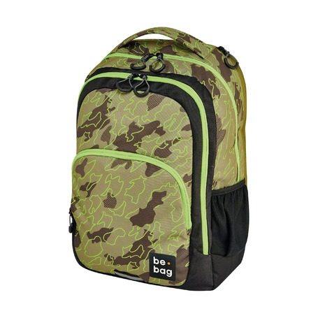 Рюкзак Be.bag Be.Ready Abstract Camouflage