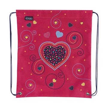 Рюкзак Bliss 19 Pink Hearts