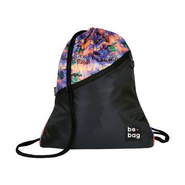 Рюкзак Be.bag Be.Ready Street Art с мешком