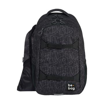 Рюкзак Be.bag Be.Explorer Geo Lines с мешком