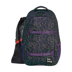 Рюкзак Be.bag Be.Explorer Flower Wall с мешком