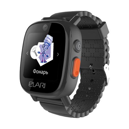Часы-телефон Elari FixiTime 3, черные