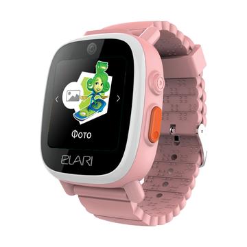 Часы-телефон Elari FixiTime 3, розовые