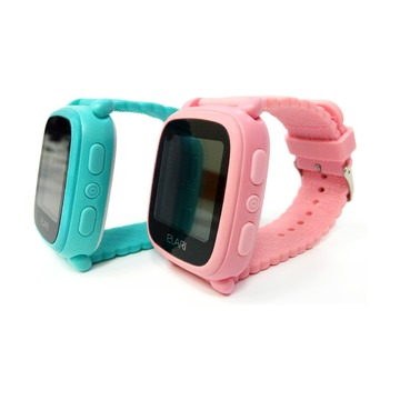 Часы-телефон Elari KidPhone 2, зеленые
