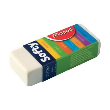 Ластик Maped Softy, без упаковки