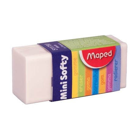 Ластик Maped Mini Softy, без упаковки