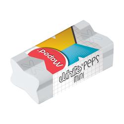 Ластик Maped White'Peps Mini, без упаковки