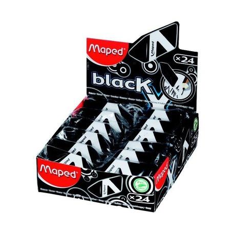 Ластик Black Pyramide, без упаковки