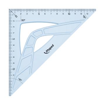 Угольник Geometric 45