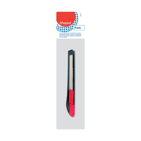 Нож канцелярский Start, 9 мм