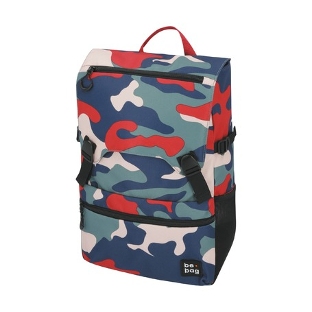 Рюкзак Be.Bag Be.Smart Camouflage Fun