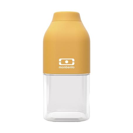 Бутылка Monbento MB Positive, горчичная, 330 мл