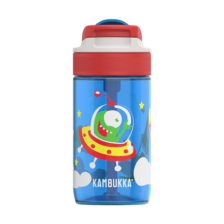 Бутылка Kambukka Lagoon Happy Alien, 400 мл